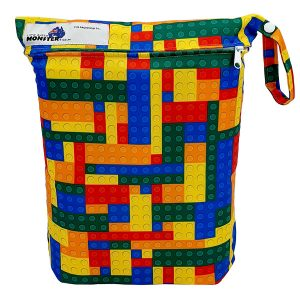 Wet Bag Lego Bricks