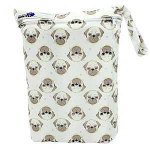 Wet Bag Pug Dog