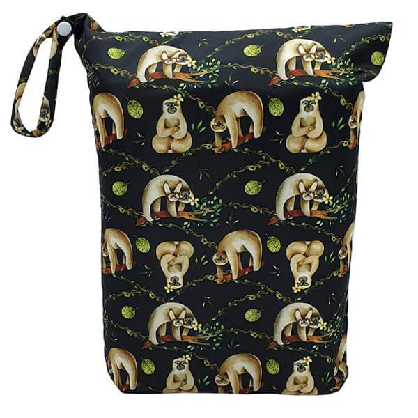 Wet Bag Sloth Family Back