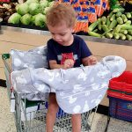 Grey Toys Single Child Trolley Cover Front