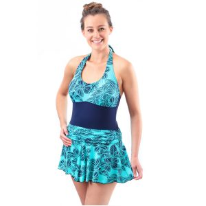 Ladies Incontinence Skirt Swimmer Model Front