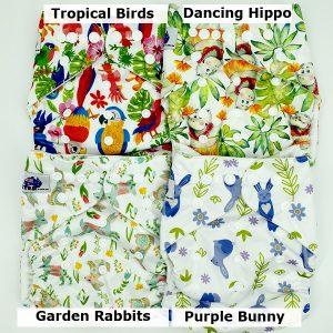 MCN New Pattern Choice Rabbits