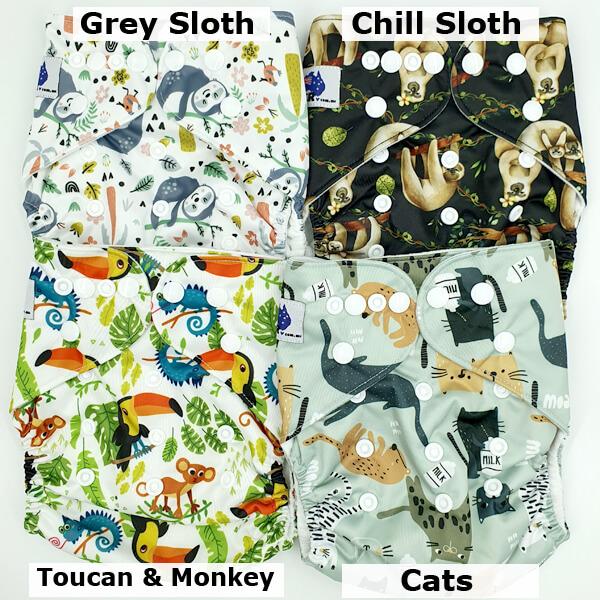 MCN New Pattern Choice Sloth