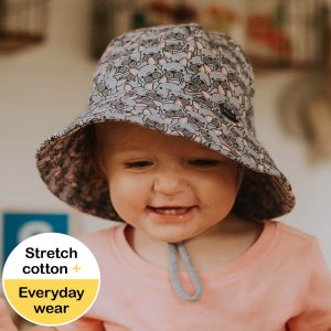 Toddler Bucket Hat Frenchie Front