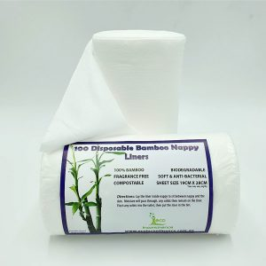 Adult Disposable nappy Liner roll