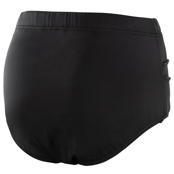 Ladies High Waisted Incontinence Briefs Back