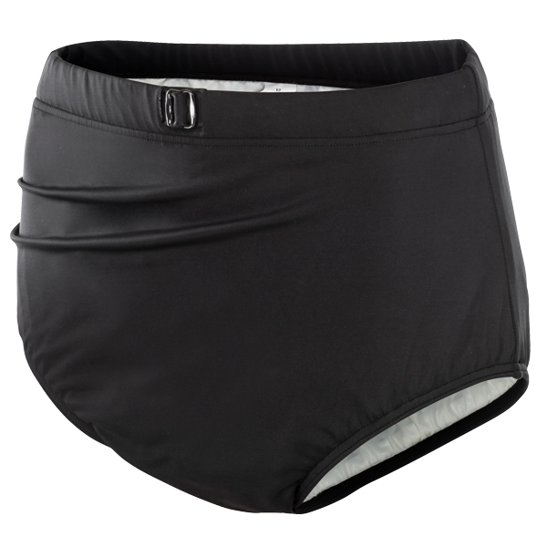 Ladies High Waisted Incontinence Briefs Front