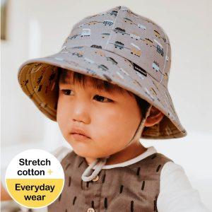 Toddler Train bucket hat