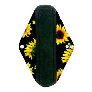 Sanitary Pad Sunflowers Heavy Front