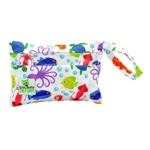 Sea Creatures Mini Wet Bag