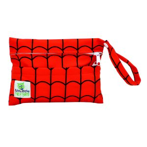 Spider Web Mini Wet Bag