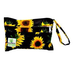 Sunflowers Mini Wet Bag