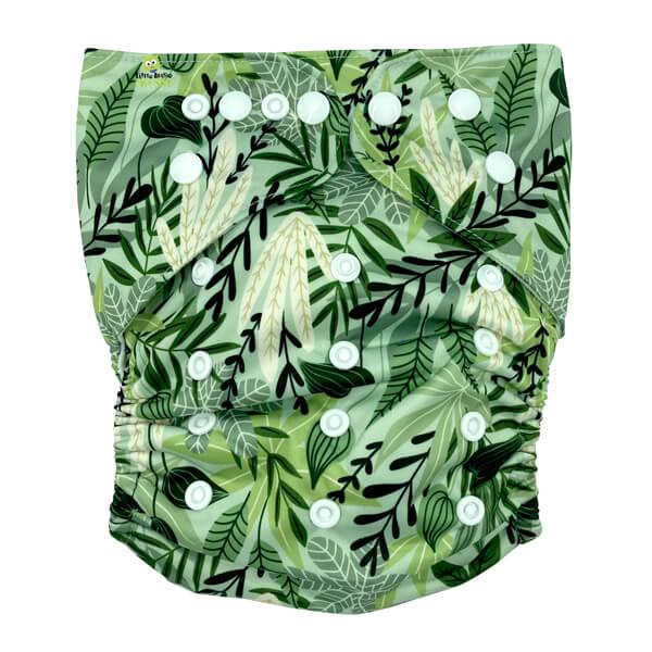 Botanical XL Junior Cloth Nappy Front