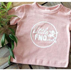 Little FNQutie Pink T-shirt