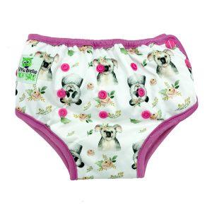 Training Pull Up Pants Koala Panda Front