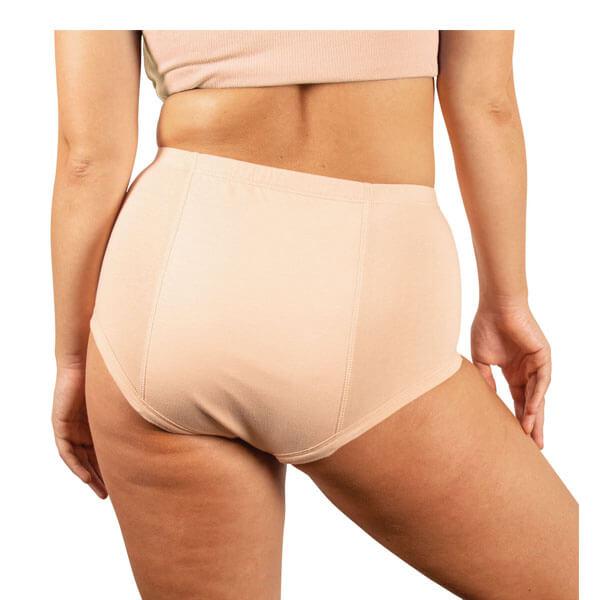 Womens Classic Beige Back Model