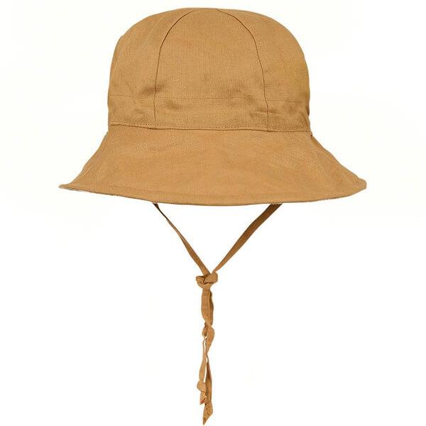 Girls Reversable Sun Hat Mabel Reverse