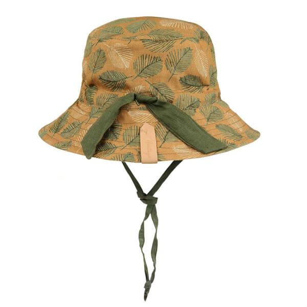 Kids Reversable Sun Hat Oakley Back