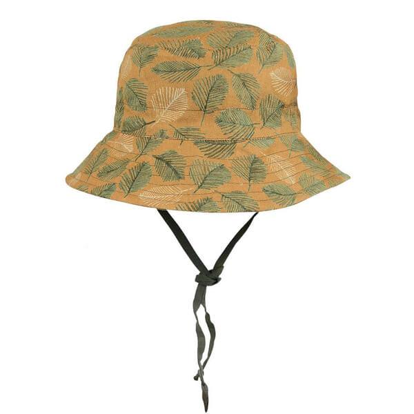 Kids Reversable Sun Hat Oakley Front