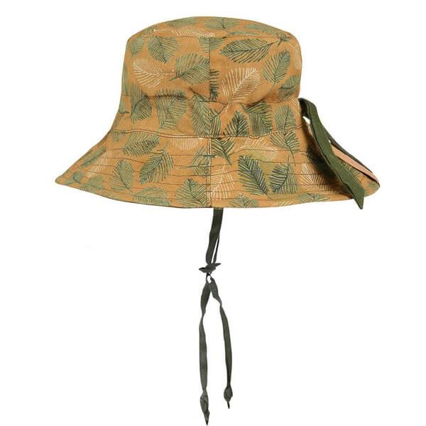 Kids Reversable Sun Hat Oakley Side