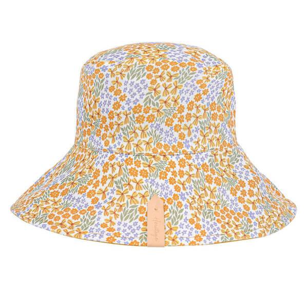 Ladies Reversible Sun Hat Mabel Back