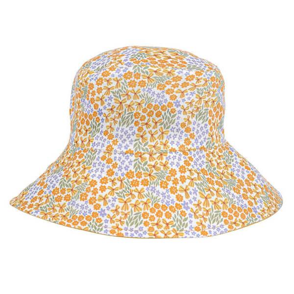 Ladies Reversible Sun Hat Mabel Front