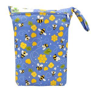 Wet Bag Honey Bees Front