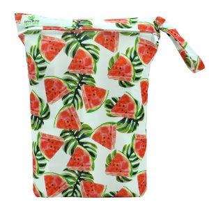 Wet Bag Watermelon Slices Front