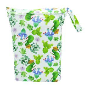 Chameleon Garden Wet Bag Front