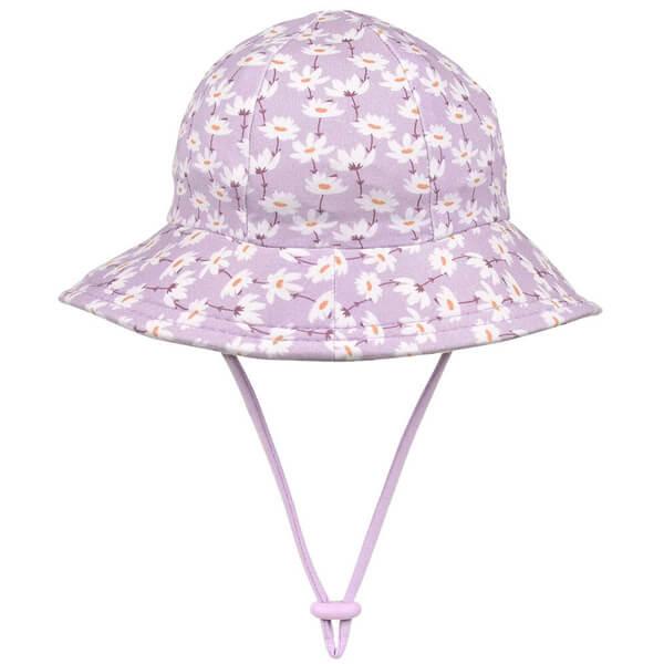 Girls Toddler Bucket Hat Cosmos Back