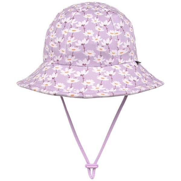 Girls Toddler Bucket Hat Cosmos Front