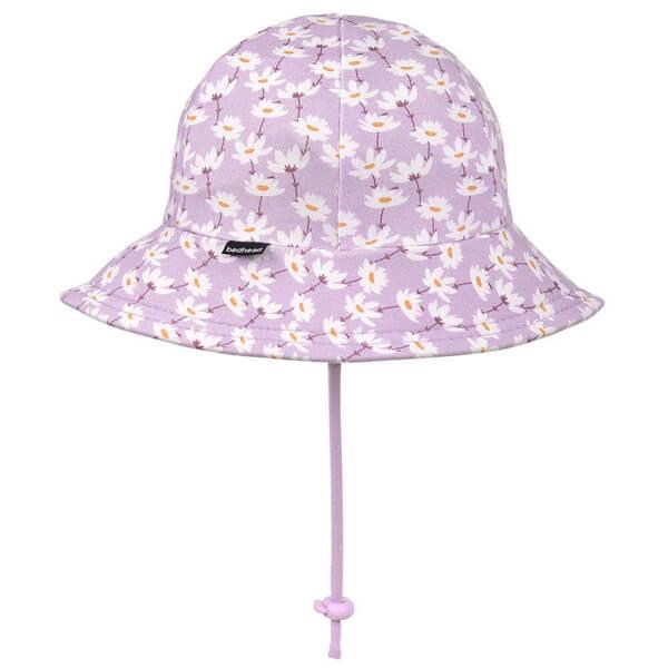 Girls Toddler Bucket Hat Cosmos Side
