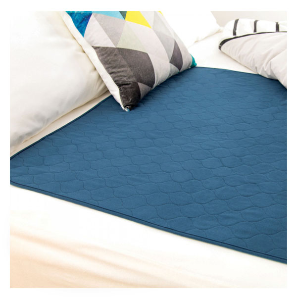 Reusable Bed Pad Teal