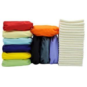 Plain Colour Heavy Wetters Package